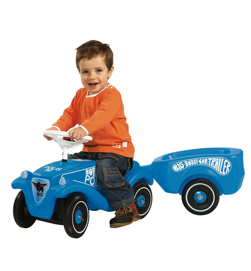 BIG-BOBBY-CAR-TRAILER BLAU