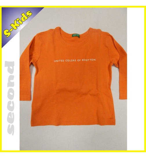 Langarmshirt United Colors of Benetton Gr.92