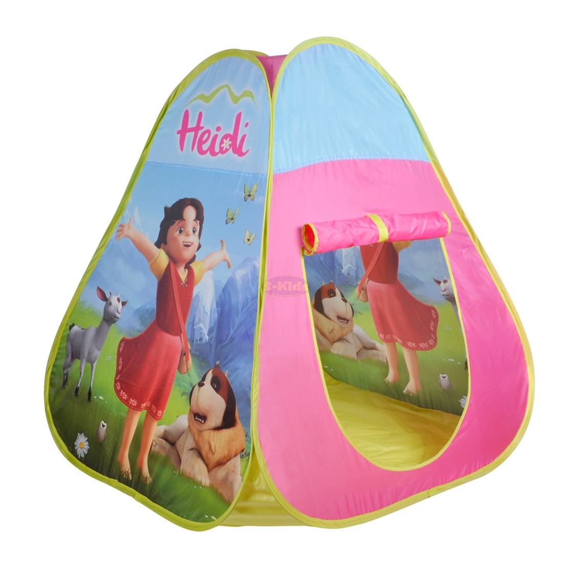 knorrtoys Pop up Zelt - Heidi