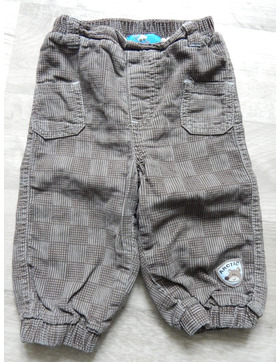 Baby Jungen Thermohose Topolino Gr.68