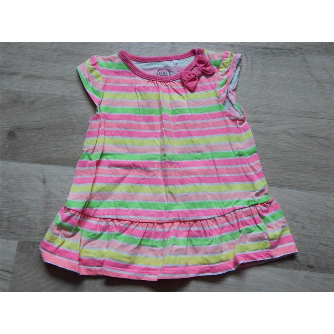 Schnizler Mädchen Sommer Set Bluse Karo Latzhose Rosa 68 74 Hose kurz rosa