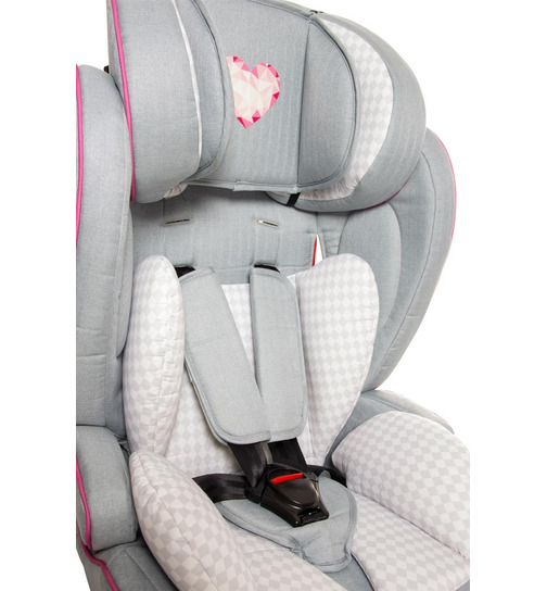 Osann Kindersitz Flux Isofix Sarah Harrison Kollektion 2 Designs