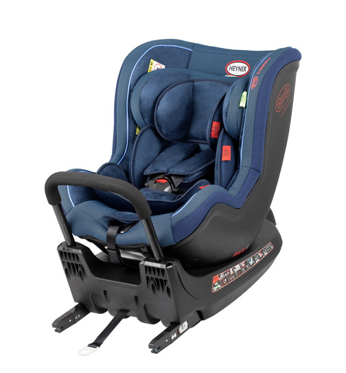 HEYNER MultiFix Twist 2.0 Kindersitz Reboard Cosmic Blue