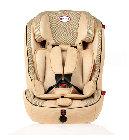 HEYNER MultiRelax Aero Fix Kindersitz Summer Beige