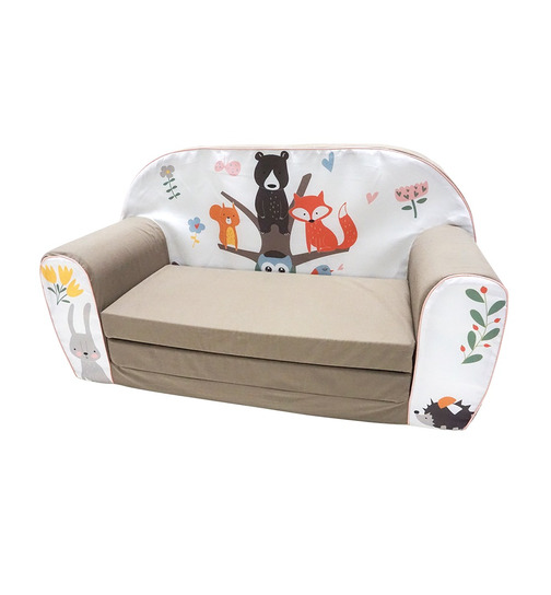 knorrtoys Kindersofa Forest