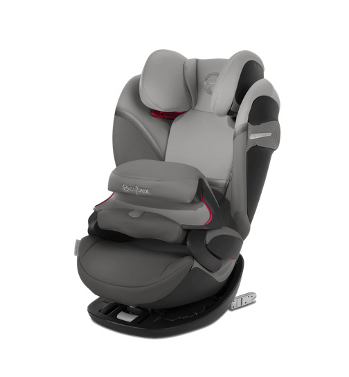 Cybex Kindersitz Pallas S-Fix Soho Grey