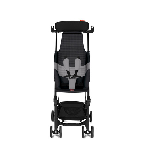 gb Gold Pockit Air All-Terrain Buggy Velvet Black
