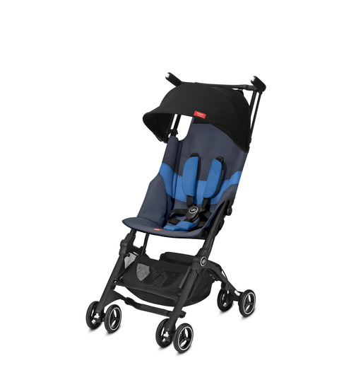 gb Gold Buggy Pockit+ All-Terrain Night Blue